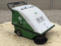 Condor CSR-900BD sweeper seprőgép - Compact tractors -