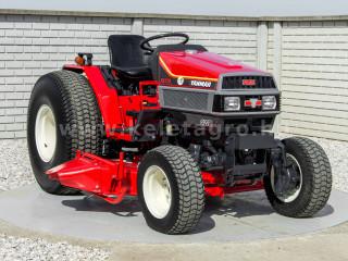 Yanmar FX175D lawn mower fűnyíró Japanische Kleintraktor (1)