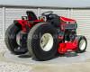 Yanmar FX175D lawn mower fűnyíró Japanische Kleintraktor (3)