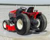 Yanmar FX175D lawn mower fűnyíró Japanische Kleintraktor (5)