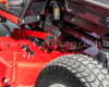 Yanmar FX175D lawn mower fűnyíró Japanische Kleintraktor (15)
