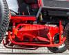 Yanmar FX175D lawn mower fűnyíró Japanische Kleintraktor (16)