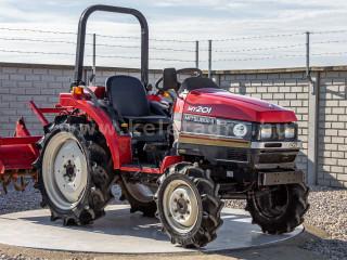Mitsubishi MT201 Japanese Compact Tractor (1)