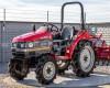 Mitsubishi MT201 Japanese Compact Tractor (7)