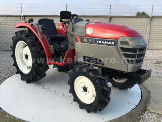 Yanmar RS27D Japanese Compact Tractor (1)