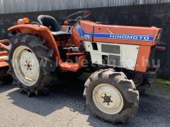 Hinomoto E224 - Compact tractors -