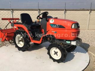 Kubota KJ11 Japanese Compact Tractor (1)