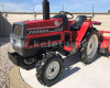 Yanmar F18D Japanese Compact Tractor (7)