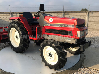 Yanmar F255D Japanese Compact Tractor (1)