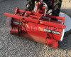 Yanmar F255D Japanese Compact Tractor (9)