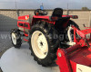 Yanmar F255D Japanese Compact Tractor (5)