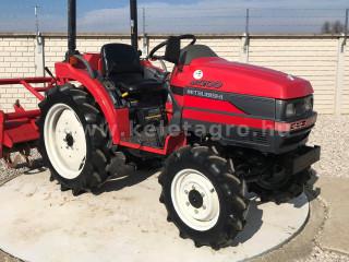 Mitsubishi MT200 Japanese Compact Tractor (1)