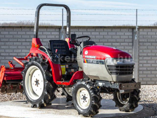 Yanmar AF-18 Japanese Compact Tractor (1)