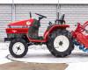 Yanmar KE-3D Japanese Compact Tractor (6)