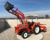 Hinomoto N239 Japanese Compact Tractor with front loader (7)