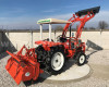 Hinomoto N239 Japanese Compact Tractor with front loader (3)