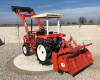 Hinomoto N239 Japanese Compact Tractor with front loader (5)