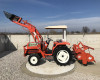 Hinomoto N239 Japanese Compact Tractor with front loader (6)
