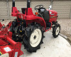 Yanmar AF150 Japanese Compact Tractor (3)