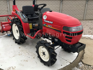 Yanmar AF150 Japanese Compact Tractor (1)