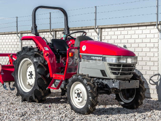 Yanmar AF-28 PowerShift Japanese Compact Tractor (1)