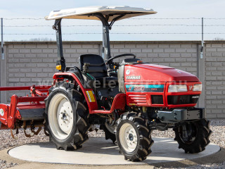 Yanmar AF220 Japanese Compact Tractor (1)