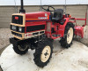 Yanmar F15D Japanese Compact Tractor (7)