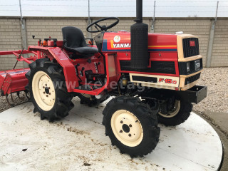 Yanmar F15D Japanese Compact Tractor (1)