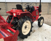 Yanmar F15D Japanese Compact Tractor (3)