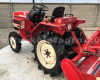 Yanmar F15D Japanese Compact Tractor (5)