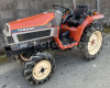 Yanmar F165D Japanese Compact Tractor (4)