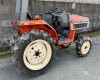Yanmar F165D Japanese Compact Tractor (2)