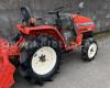 Yanmar KE-3D Japanese Compact Tractor (2)