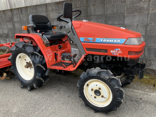 Yanmar KE-3D Japanese Compact Tractor (1)