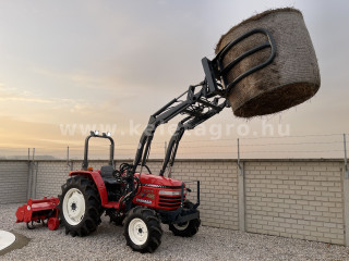 Yanmar US46D Hi-Speed Japanese Compact Tractor with front loader (1)