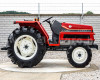 Yanmar FX265D Japanese Compact Tractor (2)