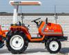 Kubota A-15 Japanese Compact Tractor (2)