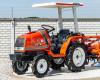 Kubota A-15 Japanese Compact Tractor (7)