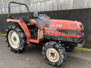 Mitsubishi MT245D Japanese Compact Tractor (1)
