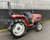 Mitsubishi MT245D Japanese Compact Tractor (2)