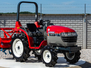 Yanmar AF-16 Japanese Compact Tractor (1)