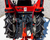 Yanmar AF-16 Japanese Compact Tractor (4)