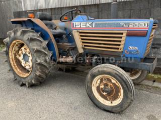 Iseki TL2301 Japanese Compact Tractor (1)