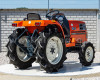 Kubota GT-3 Japanese Compact Tractor (4)