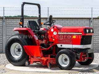 Shibaura S325 Toko Sports Tractor 524GPR japanese lawn mower tractor (1)