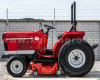 Shibaura S325 Toko Sports Tractor 524GPR japanese lawn mower tractor (6)