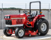 Shibaura S325 Toko Sports Tractor 524GPR japanese lawn mower tractor (7)