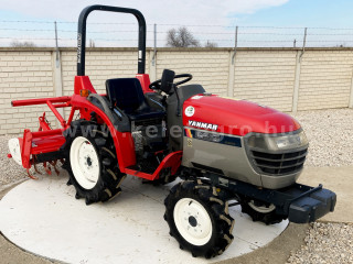 Yanmar AF-15 Japanese Compact Tractor (1)
