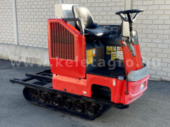 Yanmar GC221 project platform - Microtracteurs -