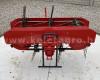 Yanmar SFT80 önjáró fűkasza HM135 rendsodróval  (20)